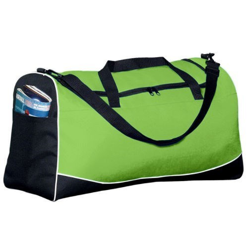 TRI-COLOR SPORT BAG (LARGE) - PERSONALIZED