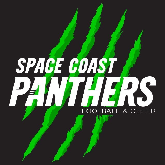 Space Coast Panthers - 1st Design